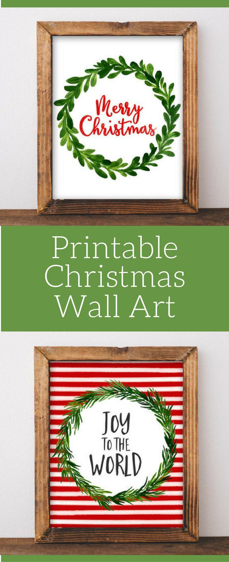 Printable christmas wall art on easy merry christmas wall art joy printable christmas wall art on easy merry christmas wall art joy to the world diy christmas decor print yourself christmas wall decor christmas sign solutioingenieria Choice Image