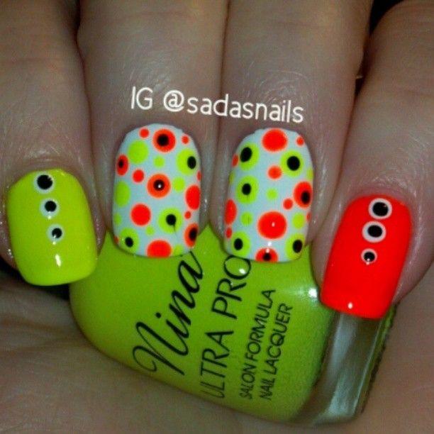 Photo taken by Sada - INK361 | Nails | Pinterest | Manicuras, La uña ...