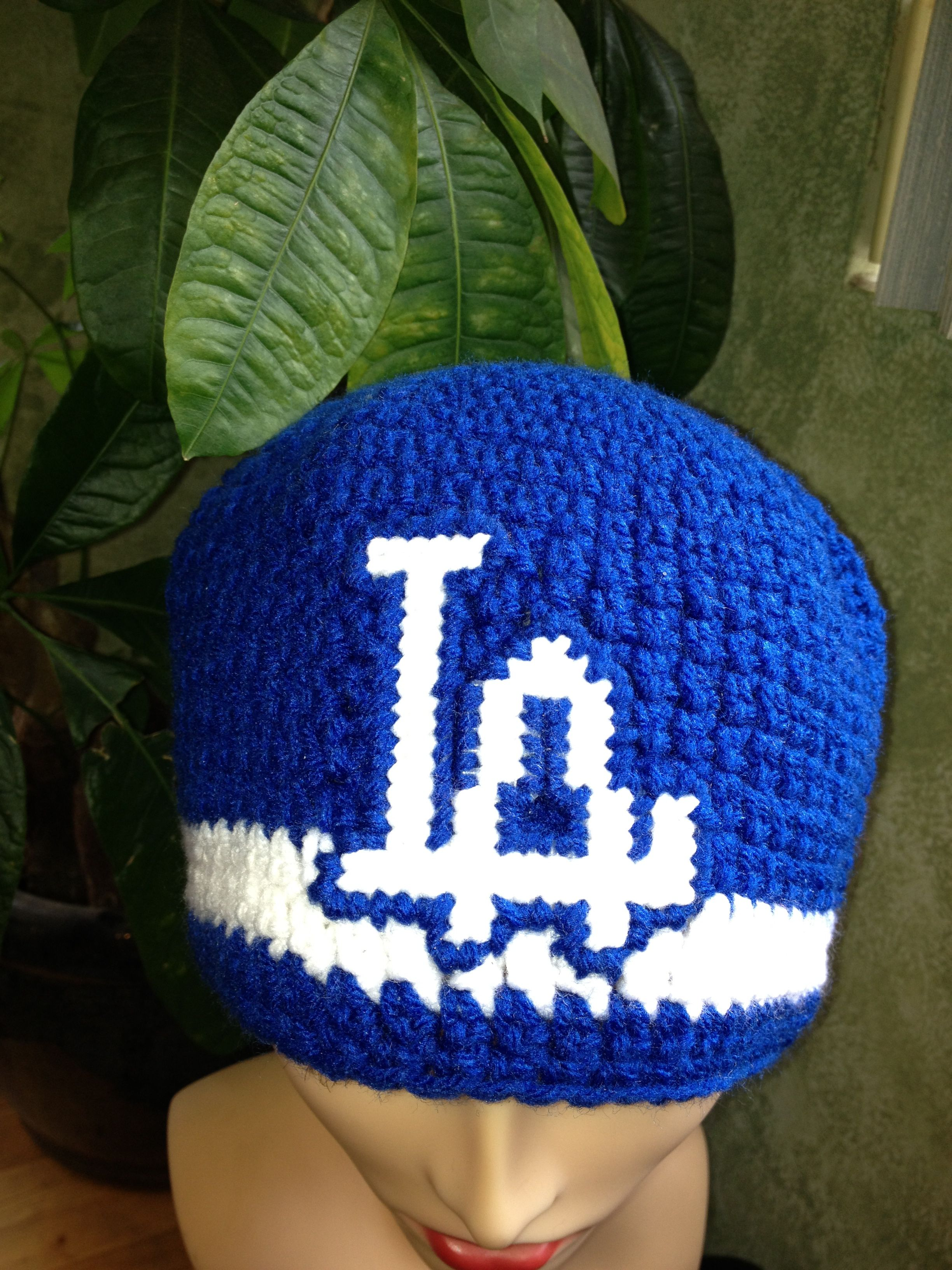 Los Angeles Dodgers Beanie  71f37f7b5e3a