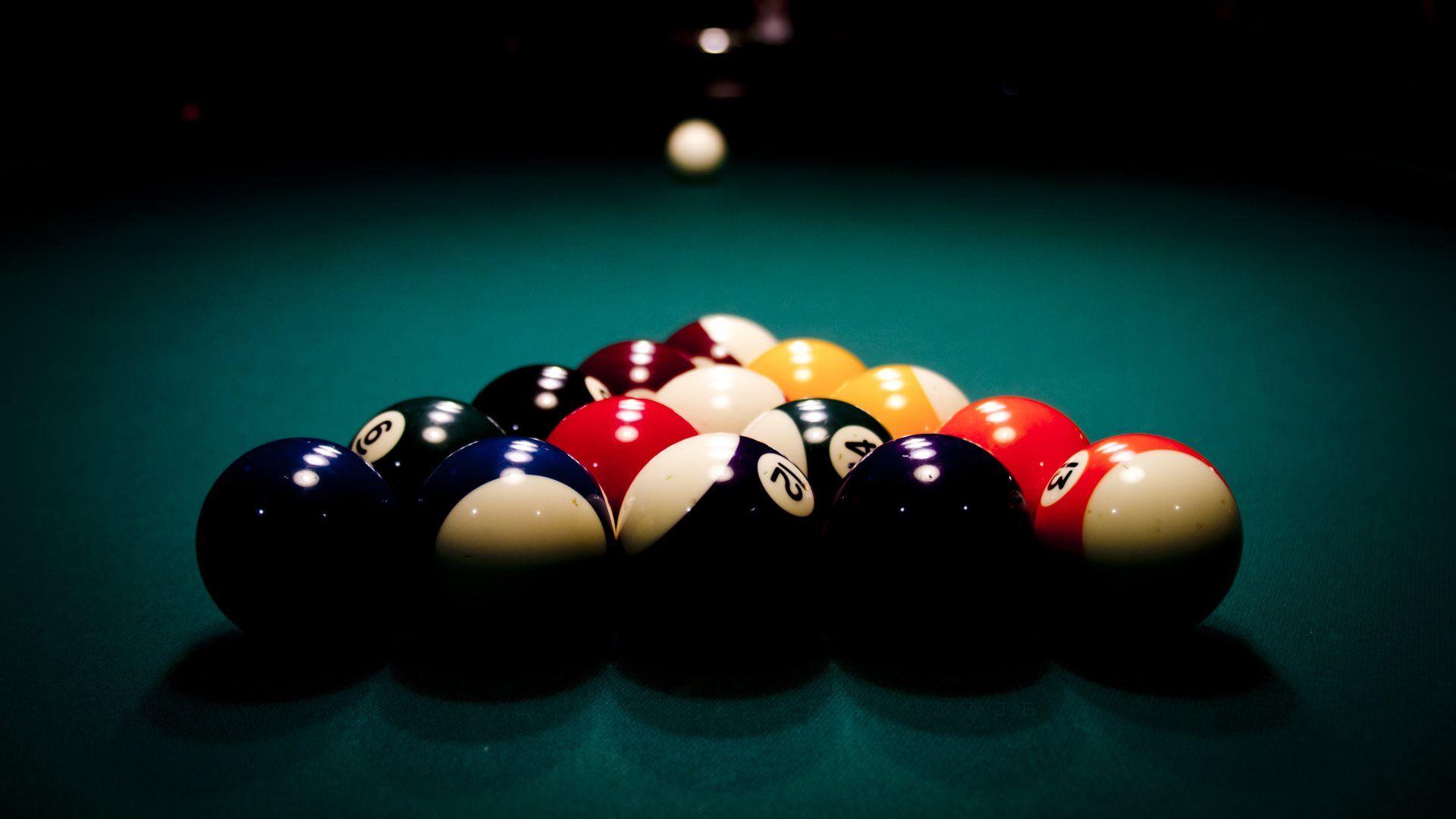 Snooker And Pool Wallpapers · 4K HD Desktop Backgrounds