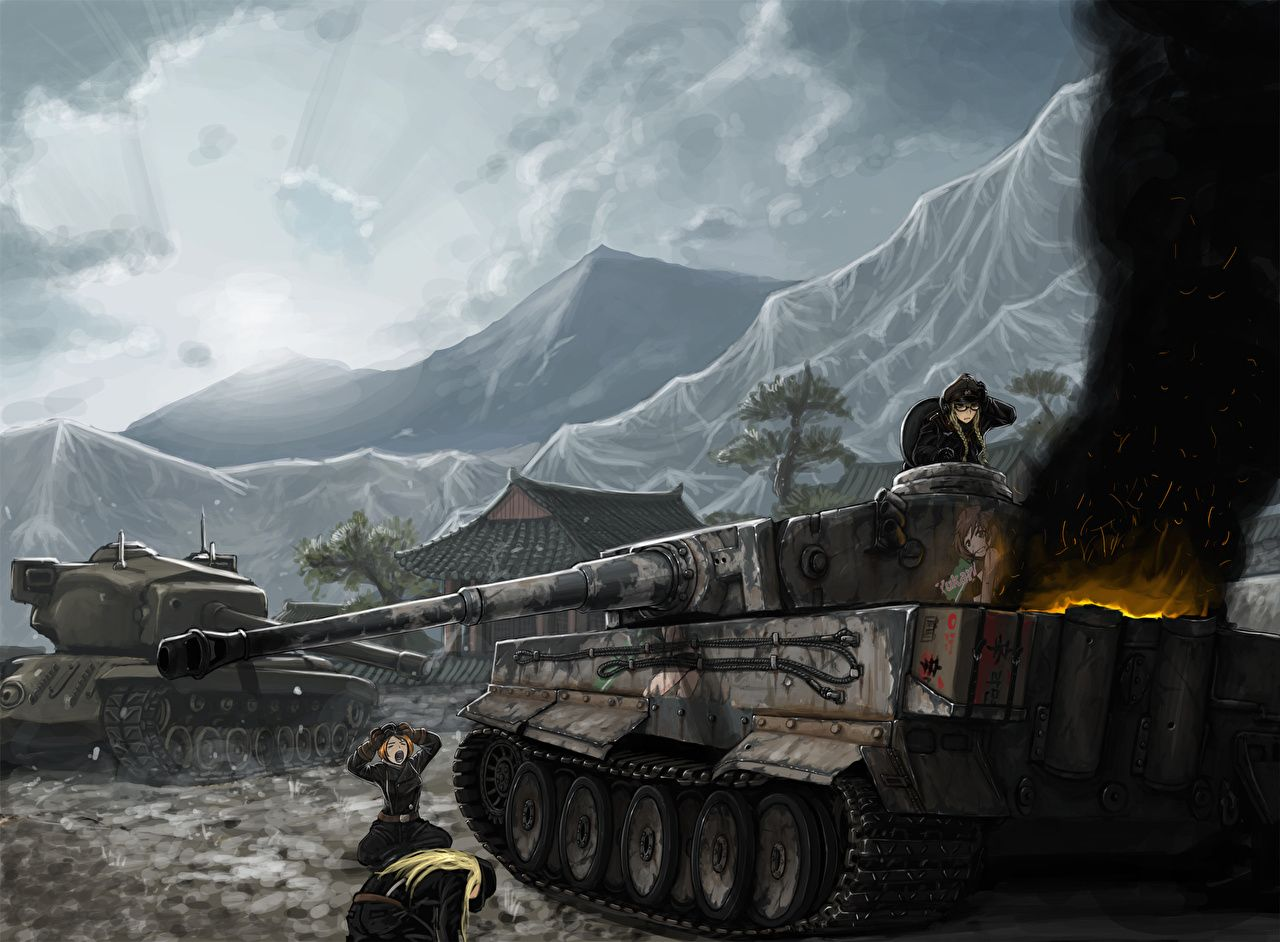 These games include browser games for both your computer and mobile devices, as well as apps for your android and ios phones and tablets. аниме танки и девочки, танки, война, anime tanks and girls, tanks, war | World of tanks, Tank ...