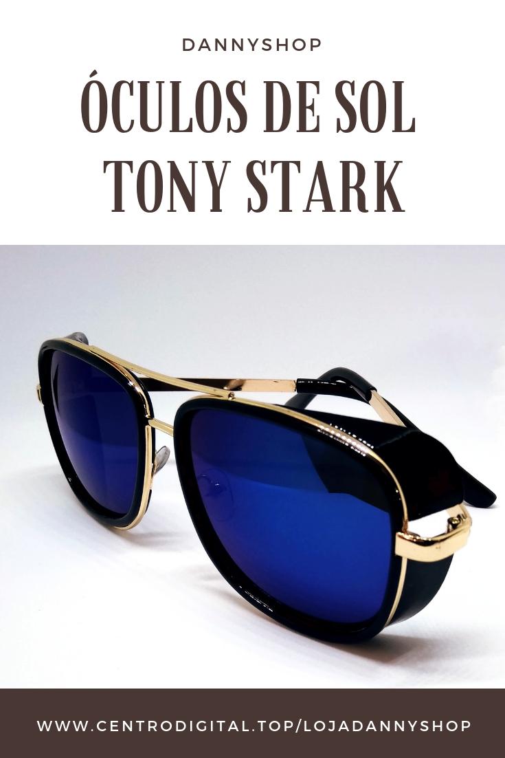5d2d1dc00 Óculos de sol Tony Stark, modelo usado pelo personagem no filme homem de  ferro 3. Venha conferir! #óculosdesol #óculos #óculosescuro #Tonystark ...
