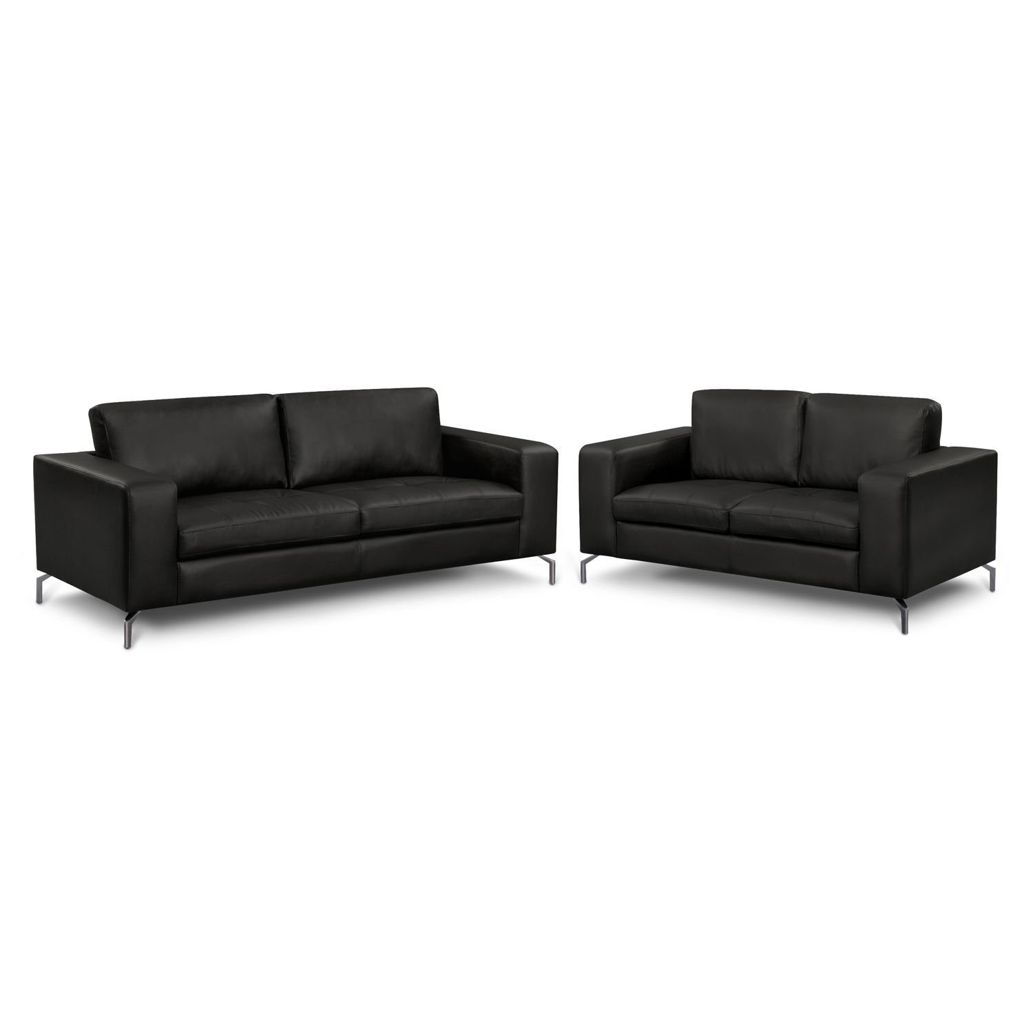 Living Room Furniture - Casino II 2 Pc. Living Room | Gina\'s Site ...