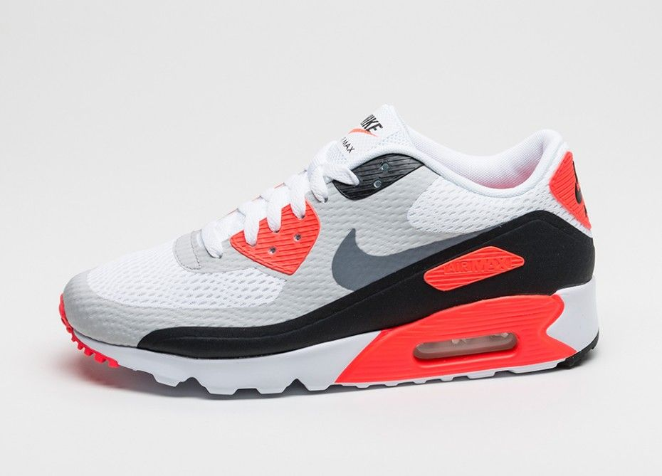 nike air max 90 ultra breathe trainer red minecraft