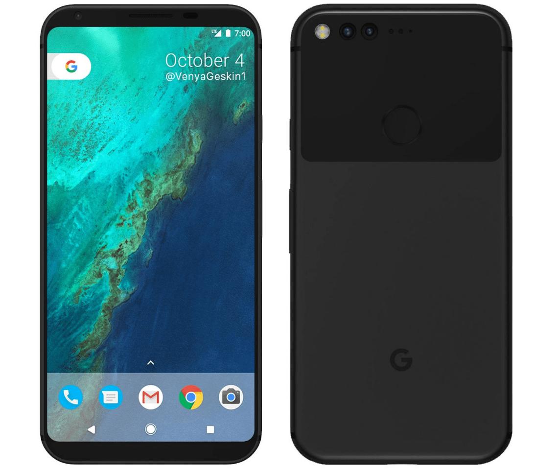 Google Pixel 2 Phone Specifications Phone Google Pixel Google Pixel 2
