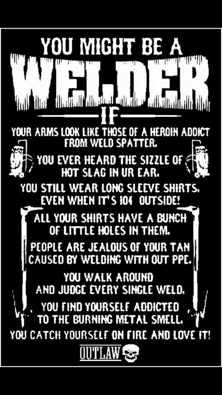 Dating a welder meme birthday