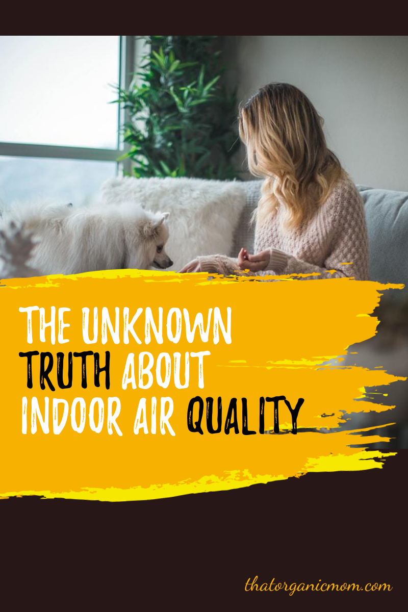 The UNKNOWN about Indoor Air Quality you need to know in
