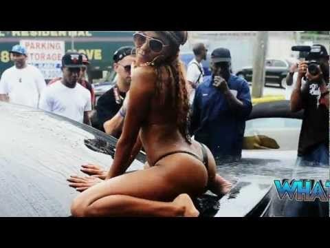 Bikini carwash video