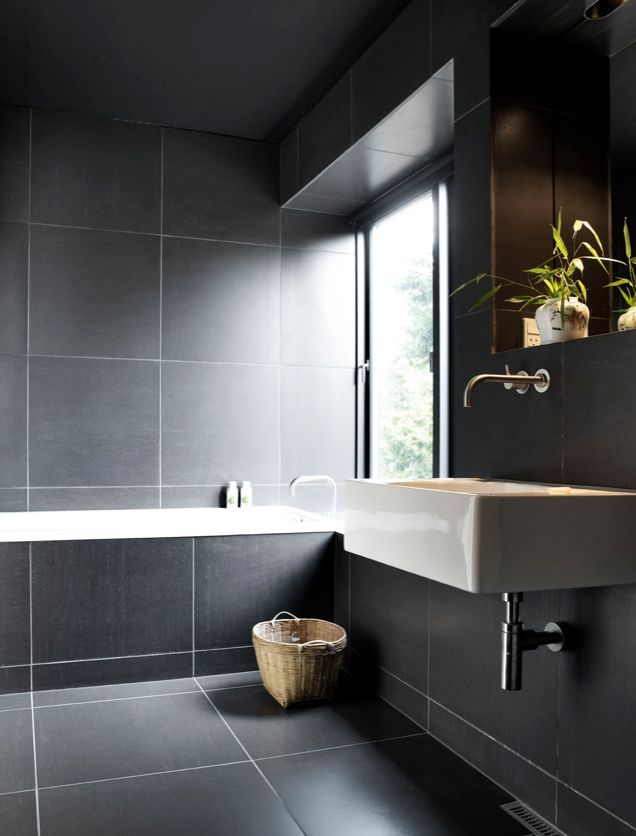 Dark Grey Bathroom Floor Tiles 37 Bathroom Design Luxury Dark Gray Bathroom Tile Bathroom