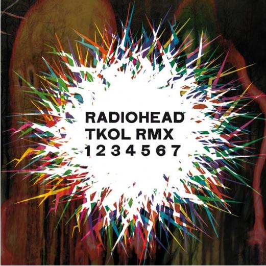 Radiohead TKOL RMX Radiohead, Radiohead albums, Music