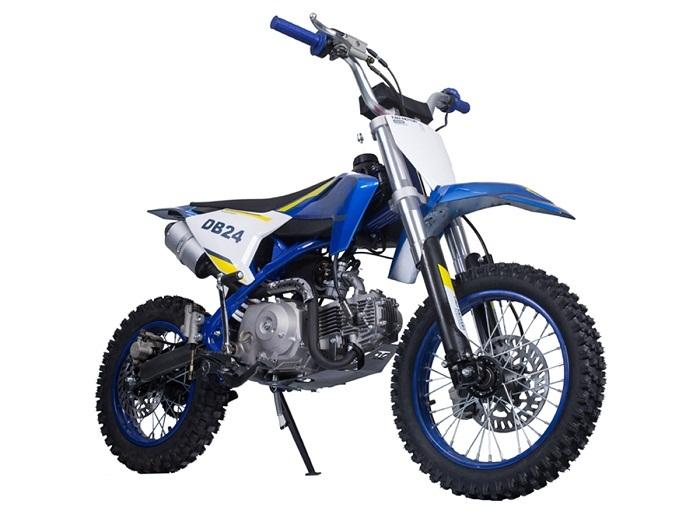 Taotao Db24 107Cc Dirt Bike,Air Cooled, 4Stroke, Single
