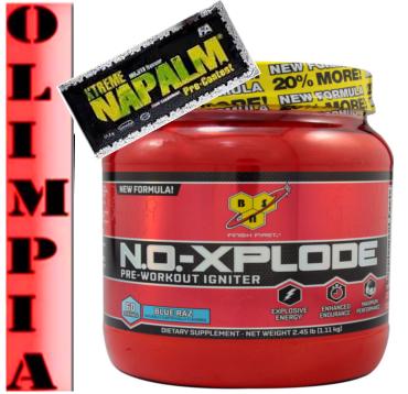Bsn No Xplode 3 0 1000g Nowosc Napalm 5095361257 Oficjalne Archiwum Allegro Bsn Workout