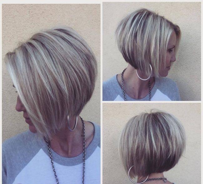 Ben Jij Dol Op Highlights Ga Dan Voor Een Warme Haarkleur Met Hele Lichte Plukjes Kapsels Voor H Hair Styles Bob Hairstyles For Fine Hair Thick Hair Styles