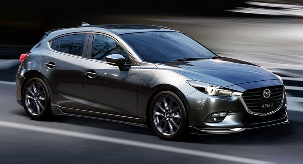 Mazda 3 2018 Mazda 3 one of the best cars from japan
