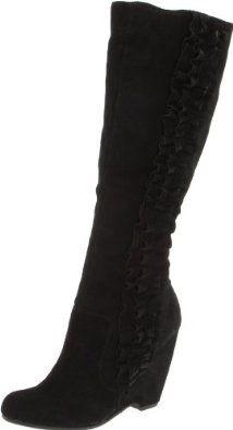 302777ce25b Amazon.com  MIA Women s Giovanna Knee-High Boot  Shoes