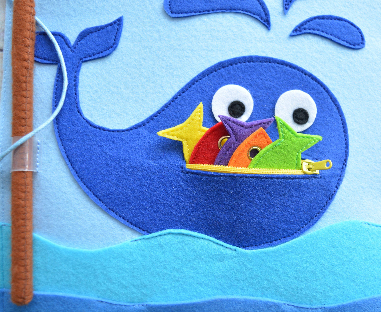 Photo of Se sintió tranquilo juguete para niños ocupados Página de libro de bebé Montessori actividad viaje sensorial Una página 1-4 año