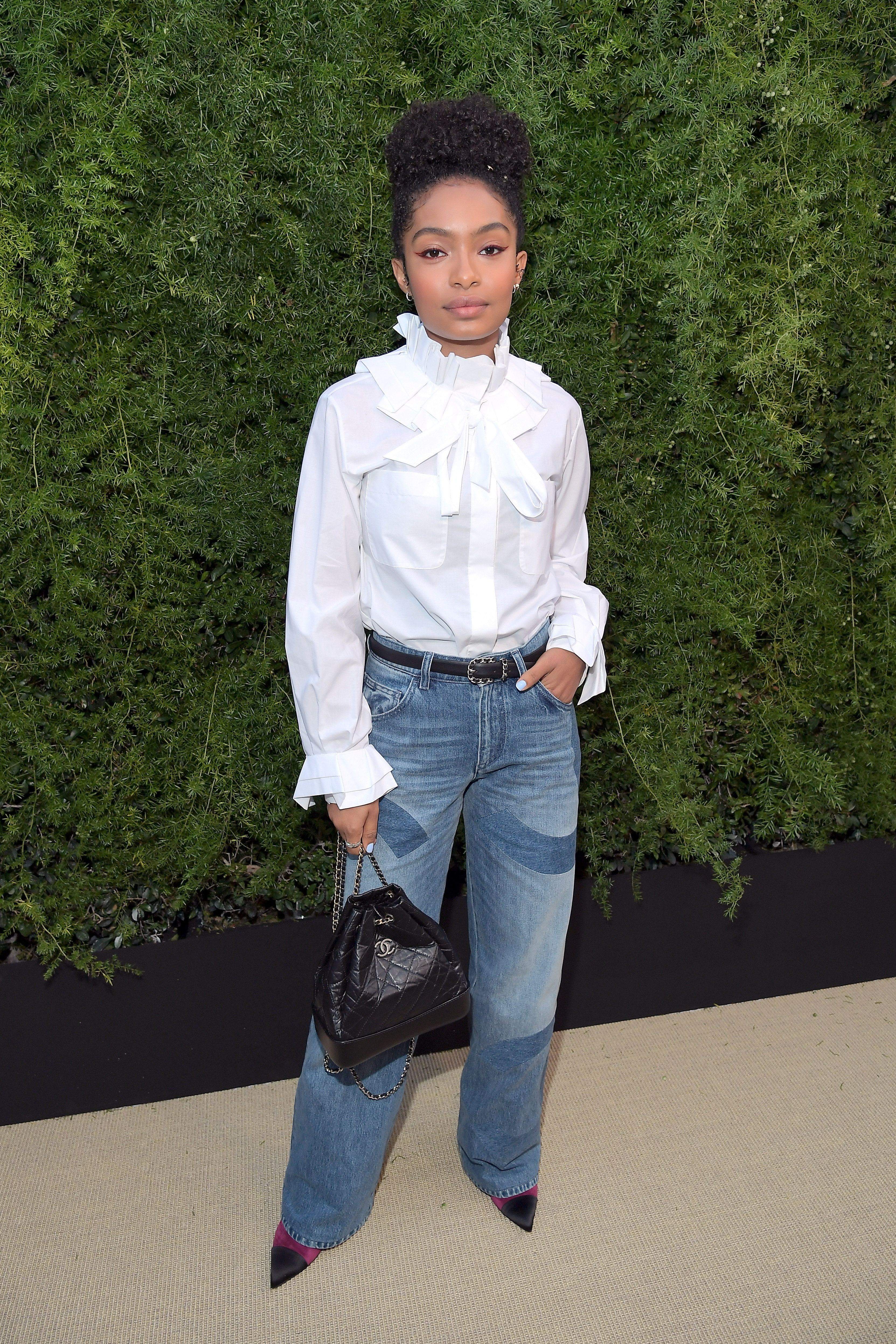 Evidence That Yara Shahidi's Style Game Was Totally On