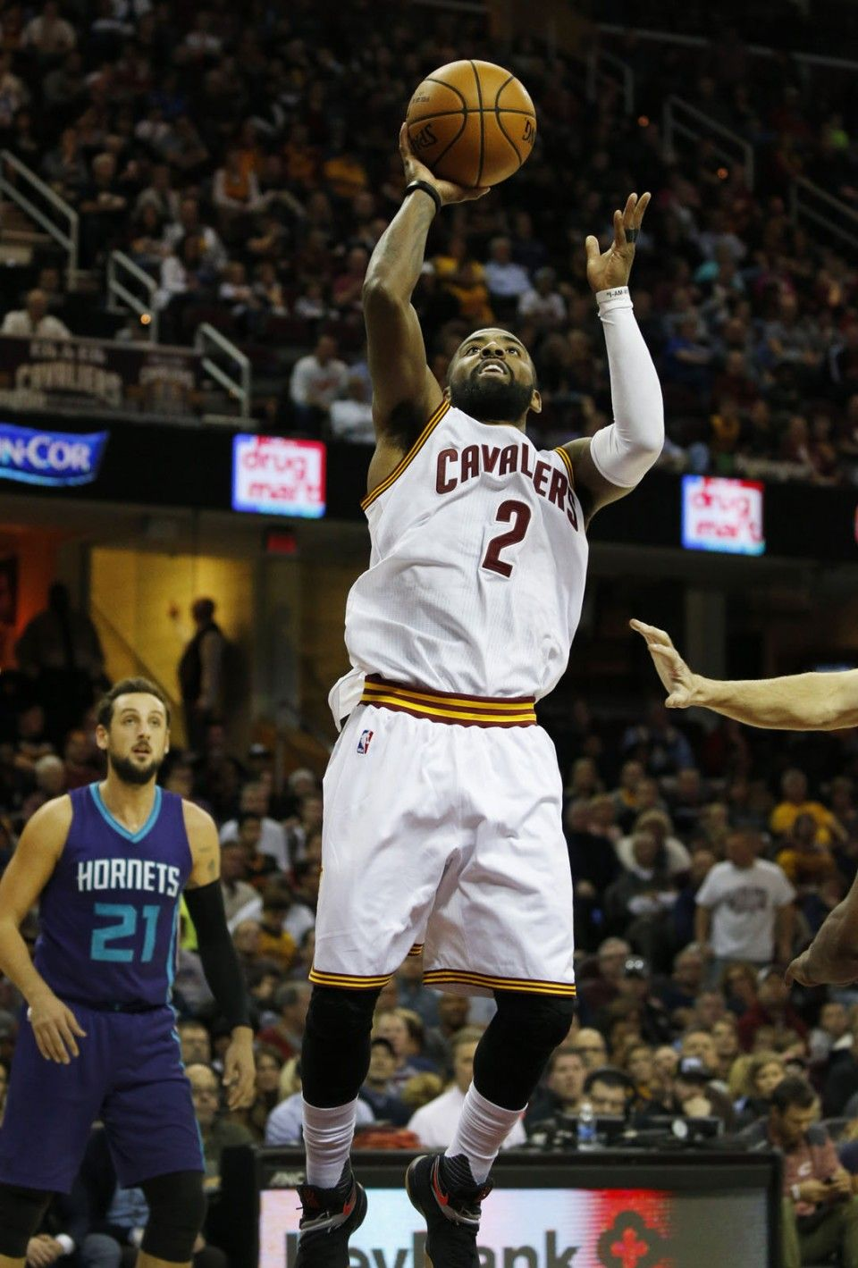The responsibility used to belong to Kyrie Irving, but Lue has made a subtle switch in hopes of playing better at the start of the fourth quarter.