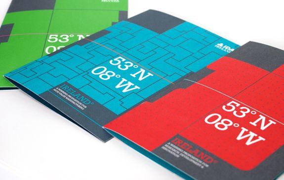 dark brochure designs 10 20 Elegant Examples of Dark Brochure ...