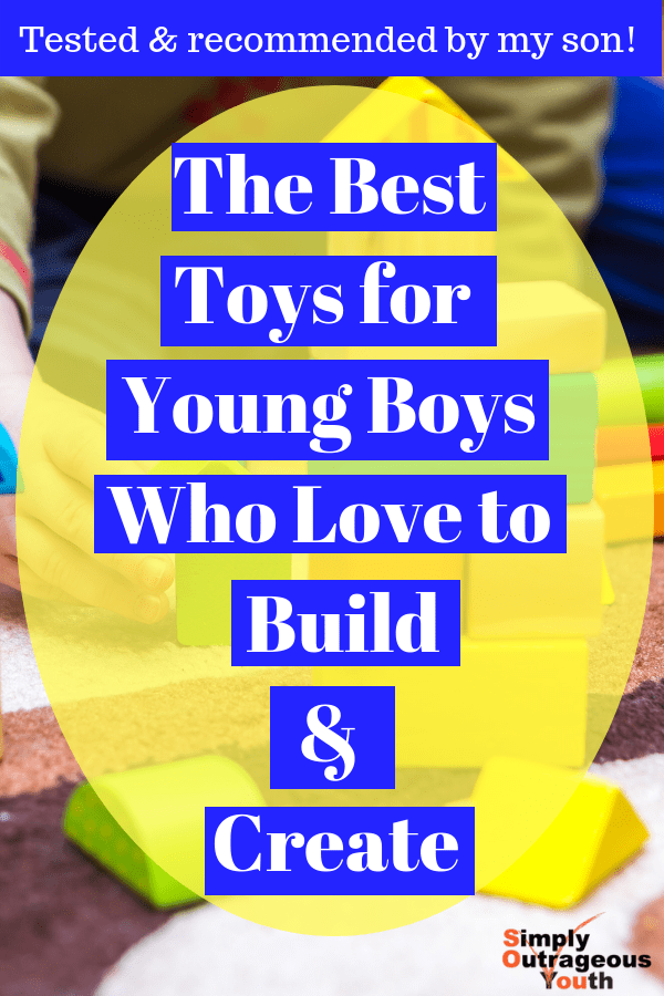 ce2fff24be The Best Toys for Boys Who Love to Build and Create | Fun ...