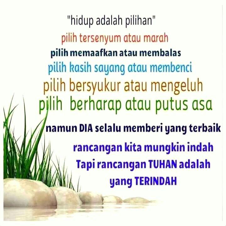 Tentang Hidup Spirit Quotes Muslim Quotes Faith Quotes