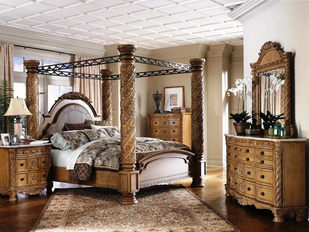 ideas about Ashley Furniture Bedroom Sets on Pinterest