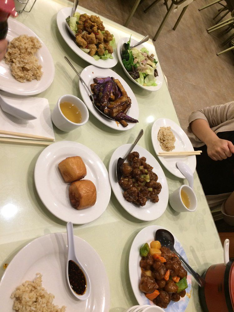 Hy Family Restaurant All You Can Eat Vegan Monterey Park Ca United States Some Ayce Options