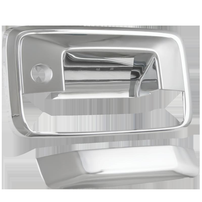 CCITGH65529 Tailgate Handle Cover w/ Keyhole  2014-2015 Chevrolet Silverado 1500/ 2015-2016 Silverado 2500-3500