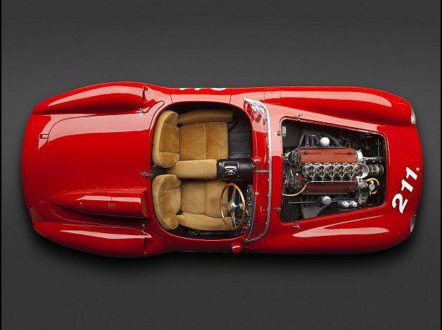 Ferrari 625 TRC Spyper 0 '57