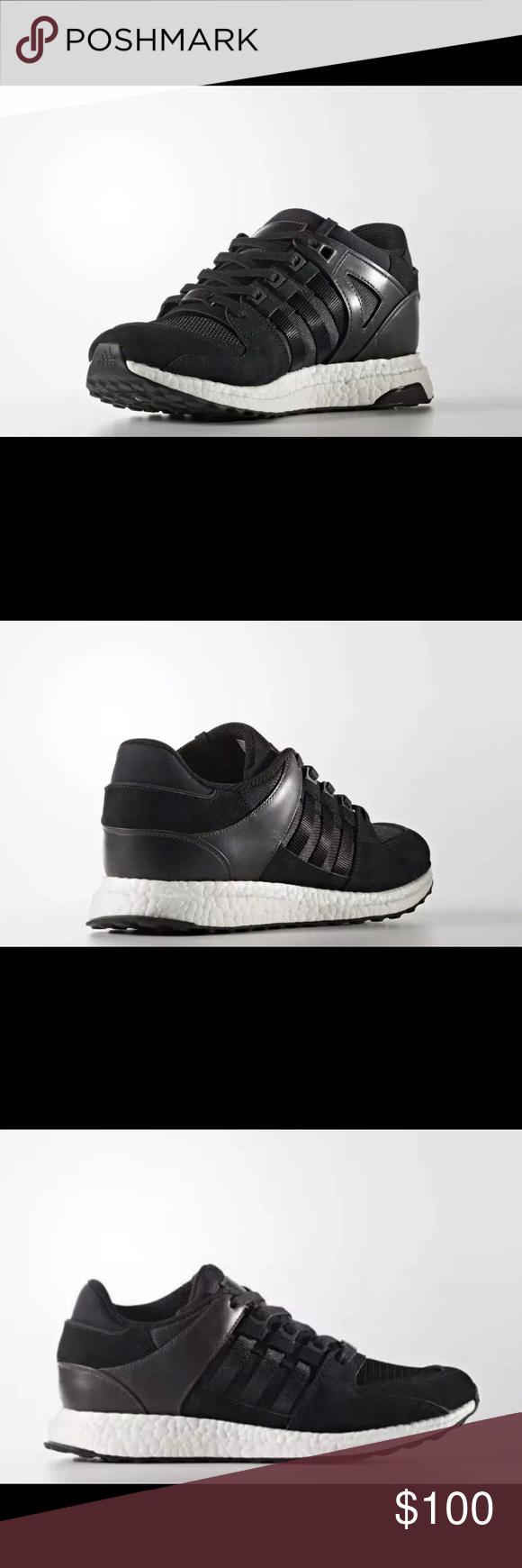 new product dd3d9 bd51e Adidas Originals EQT Support Ultra Mens Sneakers Adidas Originals EQT  Support Ultra Boost Core Black BA7475 Mens Sneakers Size 7 Condition NWB  adidas ...
