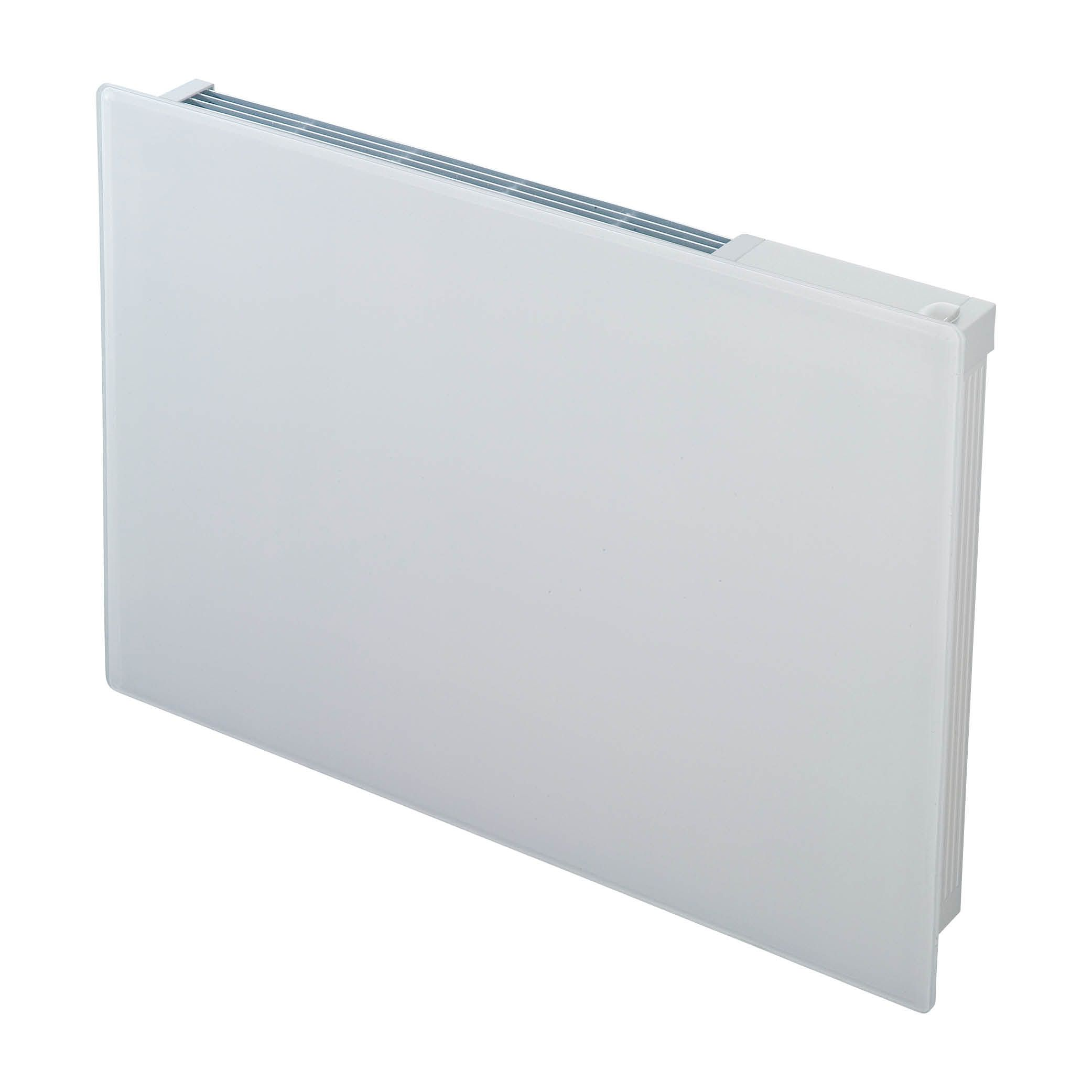 Girona White 2kw Glass Panel Heater Dimplex Glass Panels Cool Things To Buy