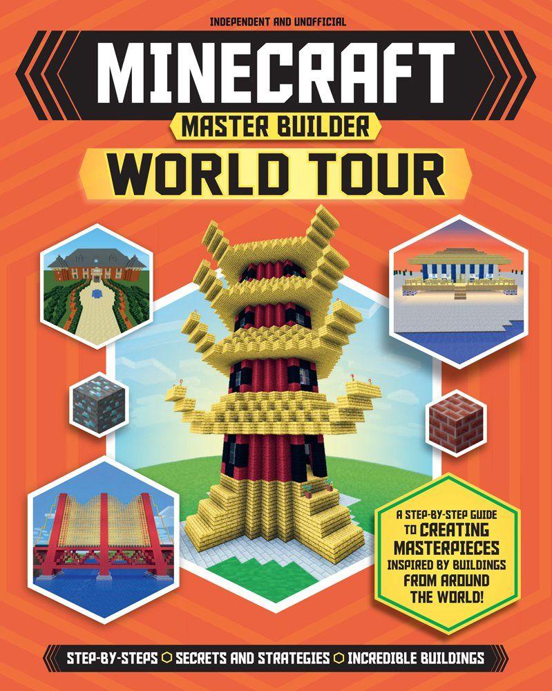Juliet Stanley-MInecraft Master Builder World Tour   minecraft ...