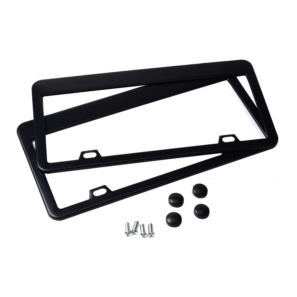 Staineless Steel Registration Plate Holder Type License Plate Frame Tag Cover Original 3K Twill for North  sc 1 st  Pinterest & Staineless Steel Registration Plate Holder Type License Plate Frame ...