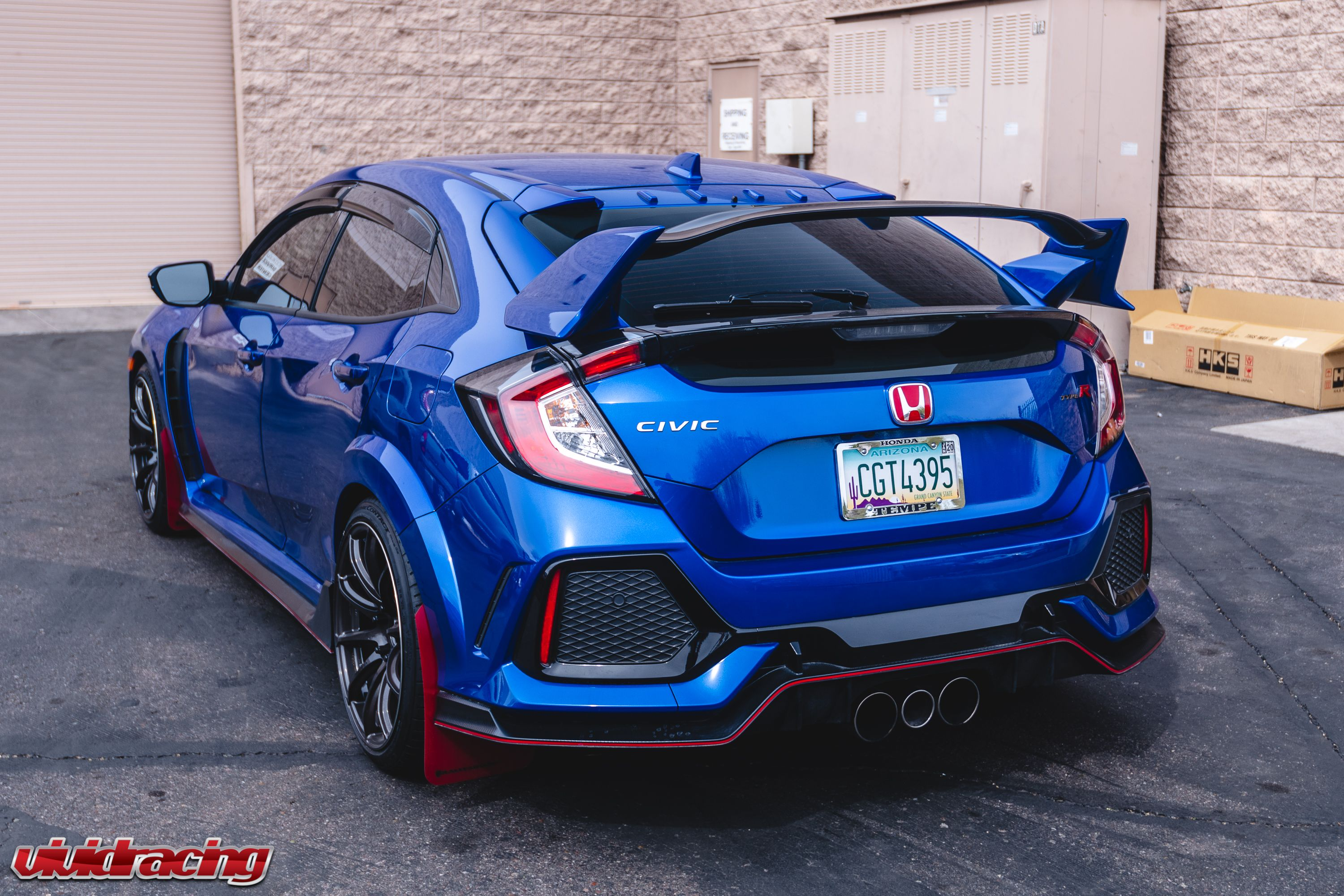 Client Fk8 Civic Type R On Gramlights 57trascend Gta Cars Online Cars Civic