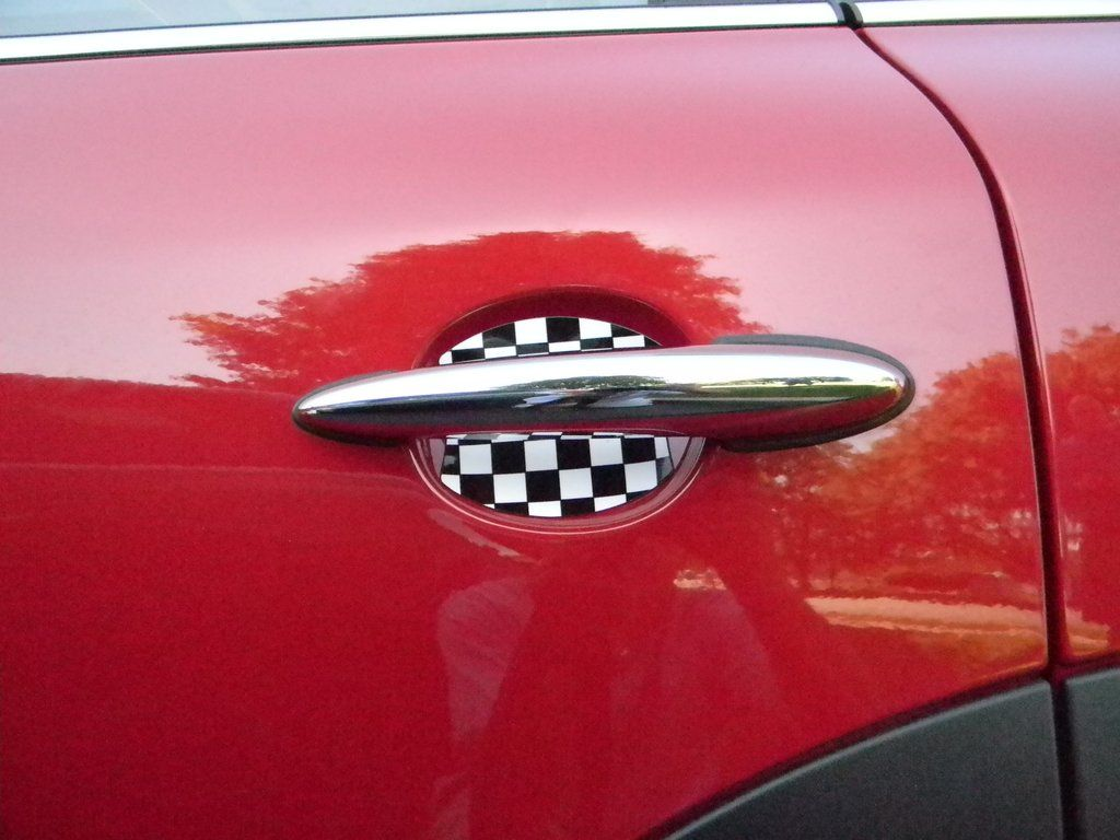 Pin By Cupeez For Cars On Checkered Race Flag Mini Cooper Mini Cooper Cooper Car Car Accessories