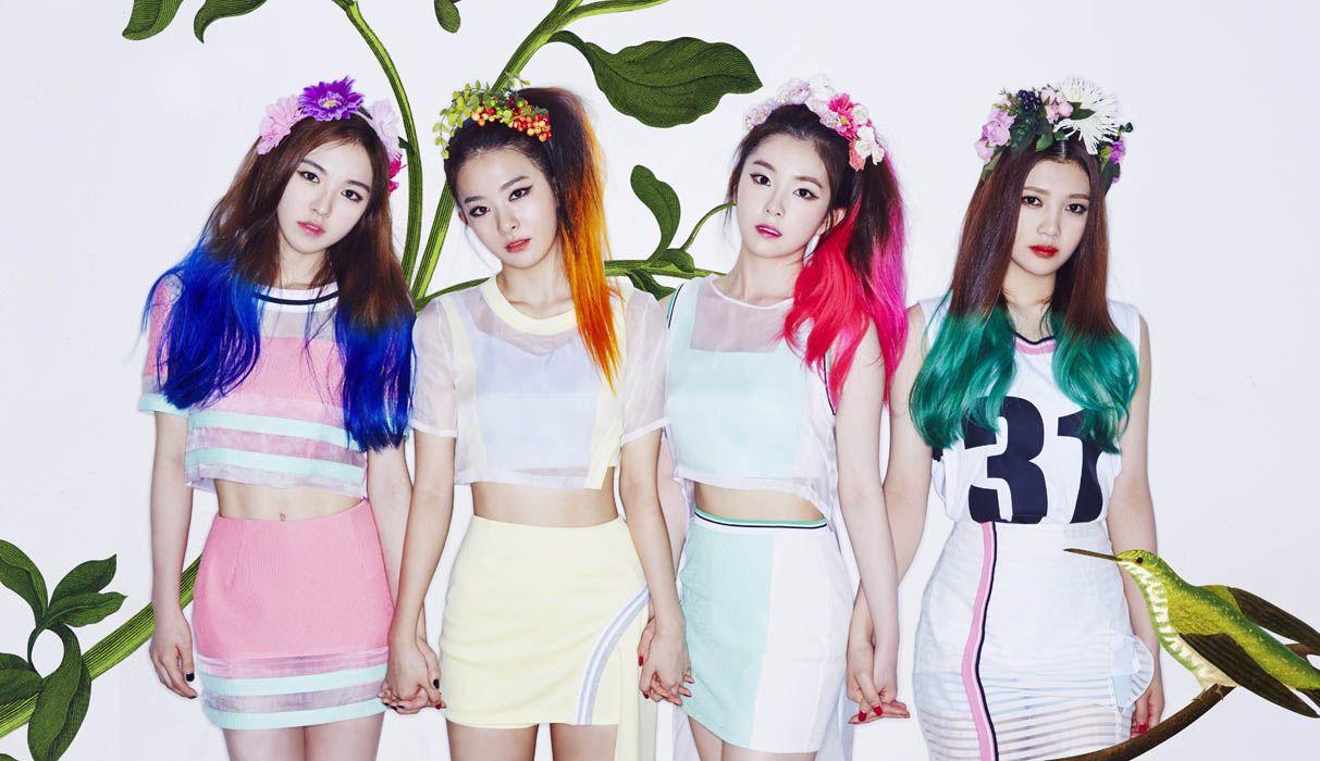 The Four Member Girl Group The Company Recently Announced Has Now Come Out With The Mv Teaser For Debut Single Ha Red Velvet Image Red Velvet Irene Red Velvet