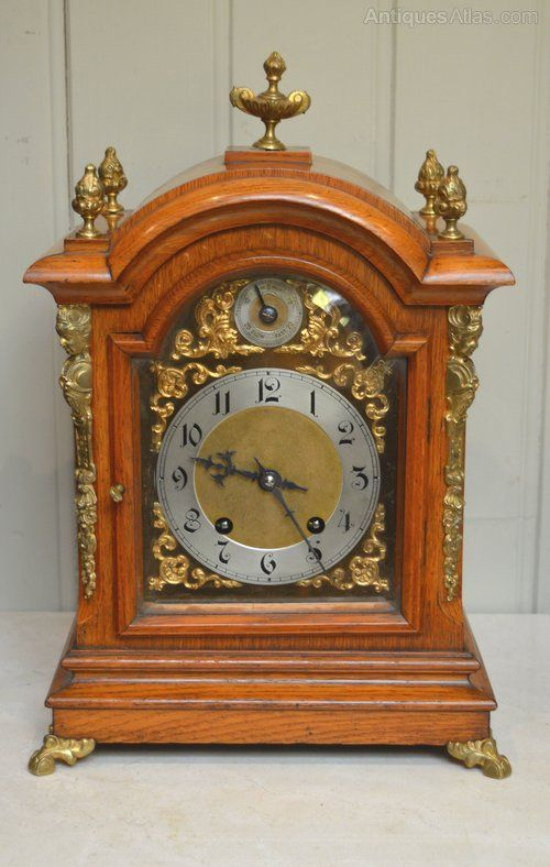 Antiques atlas light oak ting tang bracket clock antique bracket antiques atlas light oak ting tang bracket clock aloadofball Choice Image