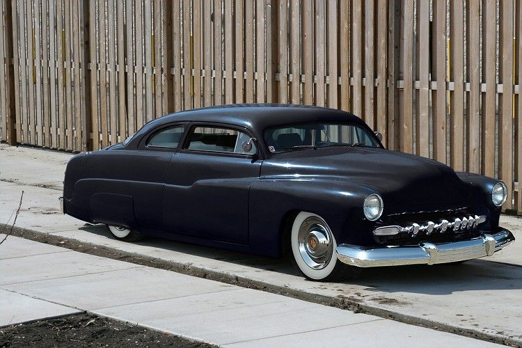 51 Mercury Custom