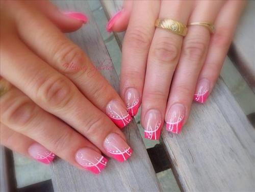 Cool Nail Designs Tumblr Nails Pinterest Nail Nail Crazy