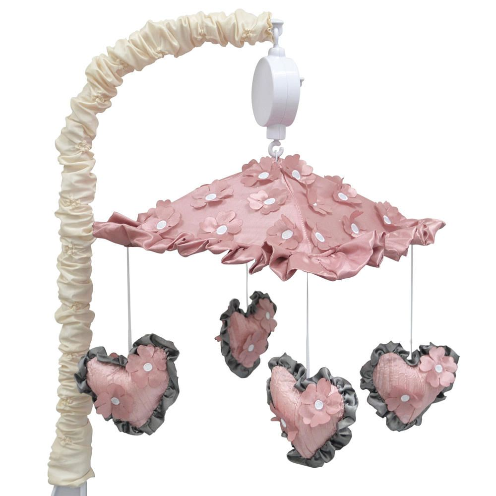 Mobile for crib babies r us - Bella Musical Mobile Peanut Shell Babies R Us