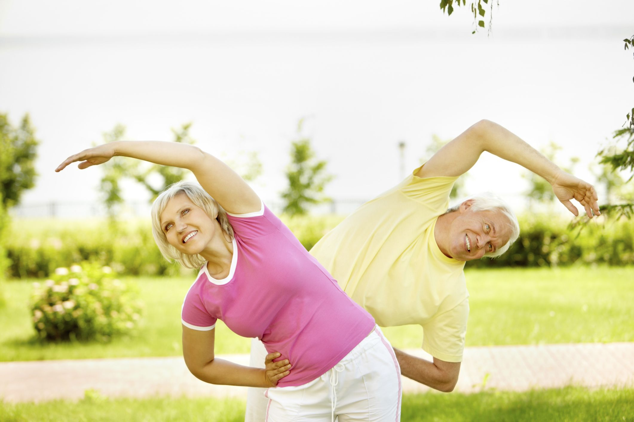 Exercise Misconception 3 As an older adult, I've been