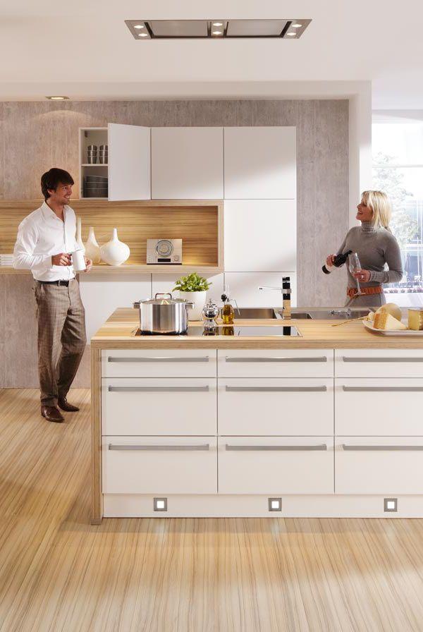 Nolte Küche #Kueche #Planung http://www.kuechensociety.de ... | {Nolte küchen arbeitsplatten holz 64}
