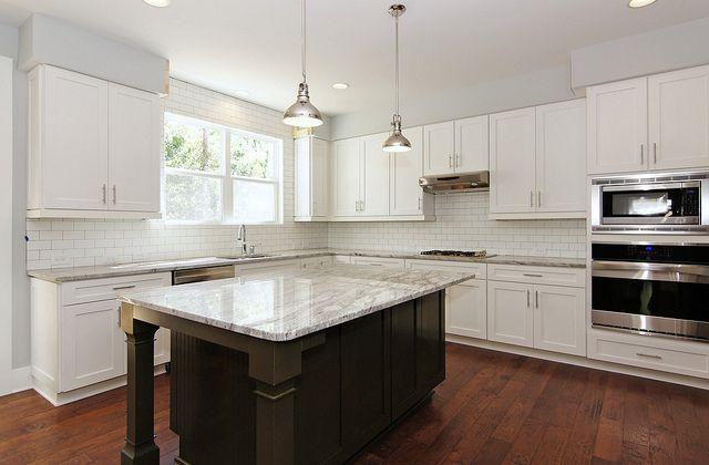 Sunset Oaks 808 Kitchen Granite Glacier White White