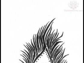 Uploaded from the Photobucket Android App Feather tattoo
