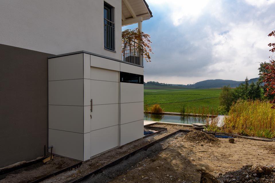 Design Gartenhaus Schweiz (mit Bildern) Design