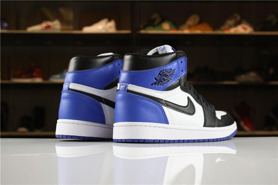 Air Jordan 1 Retro High Og Blue Moon Shoes Free Shipping 6 Air