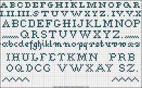 Free Easy Cross, Pattern Maker, PCStitch Charts + Free Historic Old Pattern Books: Alphabete und Muster zum Wäschezeichnen und Sticken IV