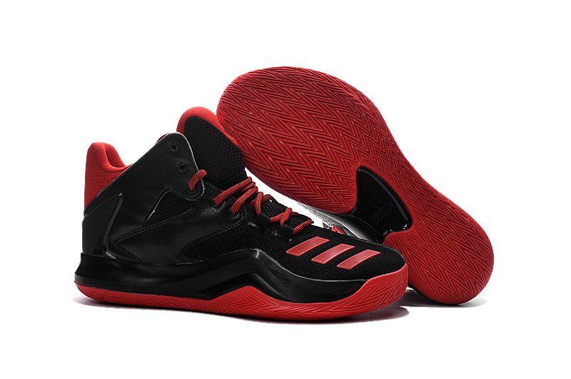 finest selection 46ec5 86857 D ROSE 773 V Bred Black Sport Red