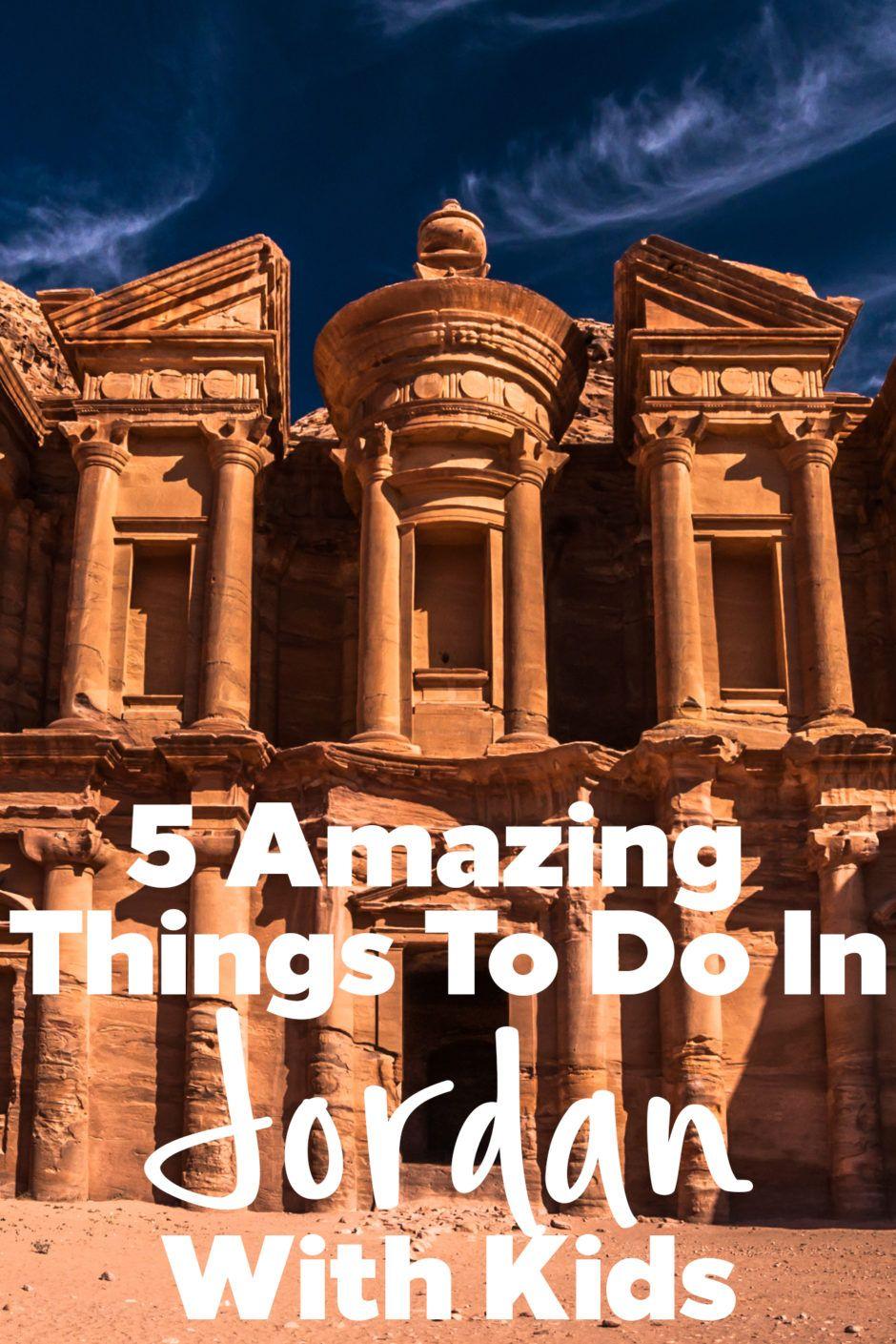 Visit the Amazing Land of Jordan | Hilton Mom Voyage