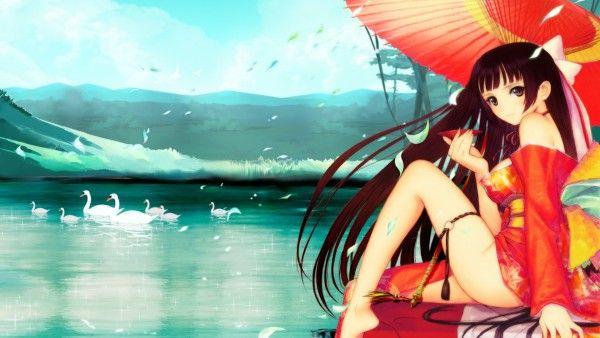 Anime desktop wallpaper hentai